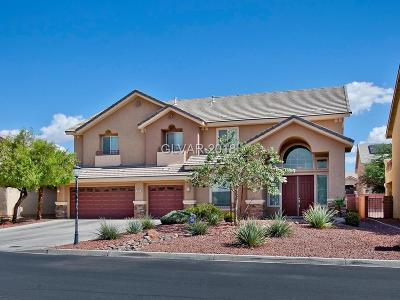 Las Vegas Single Family Home For Sale: 6128 Maverick Street