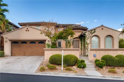 Clark County Single Family Home Sold: 12266 Bluebird Canyon Place