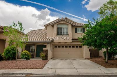 Single Family Home For Sale: 10365 Catclaw Court