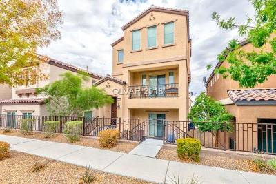 Las Vegas Single Family Home For Sale: 7709 Twirling Yarn Court