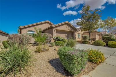 Henderson Single Family Home For Sale: 2412 Sturrock Drive