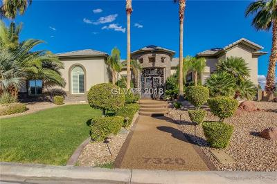 Single Family Home For Sale: 7320 West Verde Way