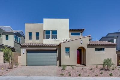Las Vegas Single Family Home Under Contract - No Show: 9730 Hiking Avenue