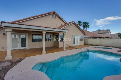 North Las Vegas Single Family Home For Sale: 1321 Blue View Court