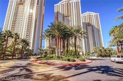 Turnberry M G M Grand Towers L High Rise For Sale: 135 East Harmon Avenue #3118 & 3