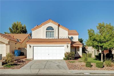Single Family Home For Sale: 3220 Malibu Vista Street