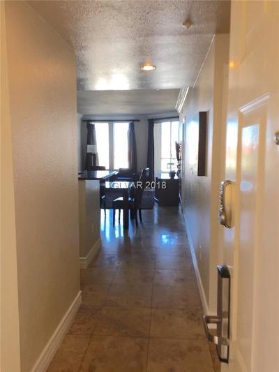Las Vegas Condo/Townhouse For Sale: 230 Flamingo Road #323