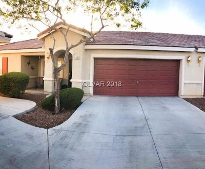North Las Vegas Condo/Townhouse Under Contract - No Show: 5037 Bayberry Crest Street