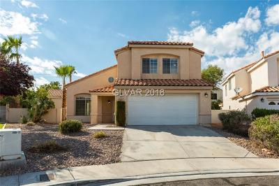 HENDERSON Single Family Home Under Contract - No Show: 2157 Hookcross Circle