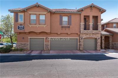 Condo/Townhouse For Sale: 7215 Moonraker Avenue #111