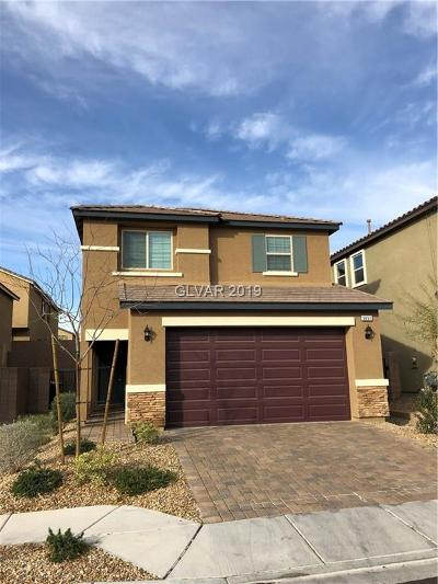 Clark County Single Family Home For Sale: 6651 Rocky Reef Street