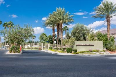 North Las Vegas Condo/Townhouse Under Contract - No Show: 3413 President Pride Place #2