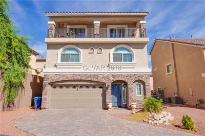 Las Vegas NV Single Family Home For Sale: $450,000