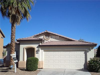 Las Vegas NV Single Family Home For Sale: $243,900