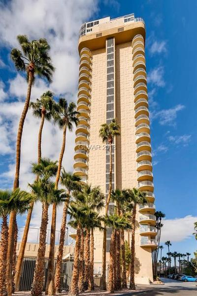 Las Vegas High Rise For Sale: 3111 Bel Air Drive #22B