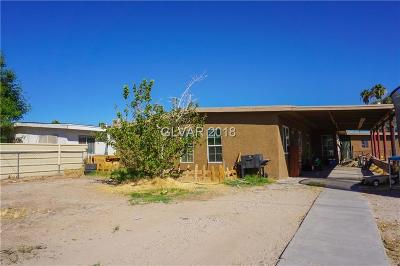 North Las Vegas Multi Family Home For Sale: 2104 Christina Street
