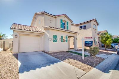 Las Vegas NV Single Family Home For Sale: $190,000