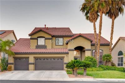 Las Vegas Single Family Home For Sale: 332 Prince George Road