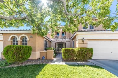 Las Vegas Single Family Home For Sale: 10147 Clifton Forge Avenue