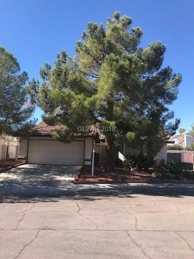 HENDERSON Single Family Home For Sale: 2011 Big Bend Way