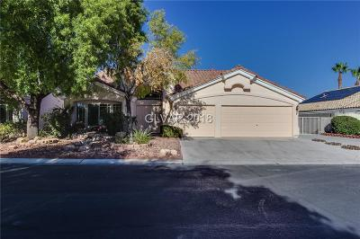Las Vegas NV Single Family Home For Sale: $355,000