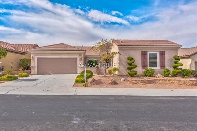 Henderson Single Family Home For Sale: 2091 Bliss Corner Street