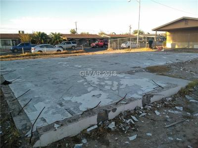 North Las Vegas Residential Lots & Land For Sale: 1912 Carver