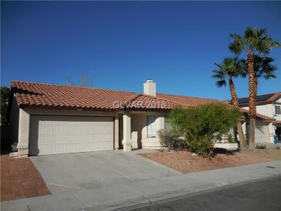 Single Family Home Under Contract - Show: 8624 Catalonia Drive