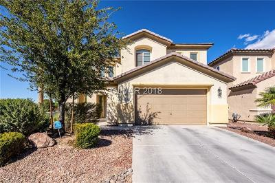 Las Vegas NV Single Family Home Under Contract - No Show: $354,999