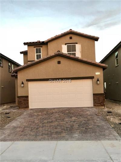 North Las Vegas Single Family Home For Sale: 7120 Fossil Lake Street