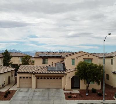 North Las Vegas Single Family Home For Sale: 6241 Lawrence Street