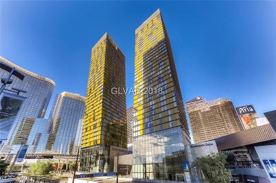 Veer Towers High Rise For Sale: 3726 Las Vegas Boulevard #2601