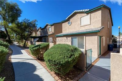 Las Vegas Single Family Home Under Contract - Show: 5246 Souvenir Lane