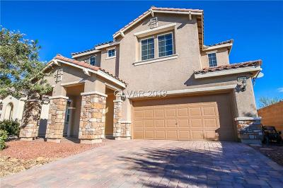 North Las Vegas Single Family Home For Sale: 4136 Seclusion Bay Avenue