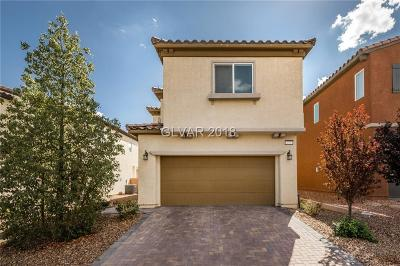 Las Vegas Single Family Home For Sale: 777 Bending Wolf Avenue