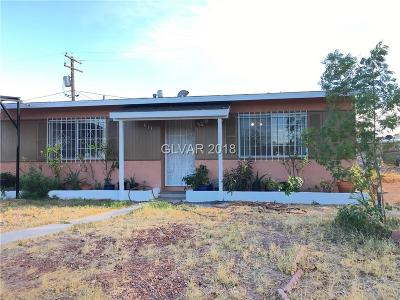 Las Vegas NV Single Family Home For Sale: $195,000