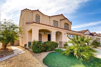 HENDERSON Single Family Home For Sale: 649 Moonlight Mesa Drive