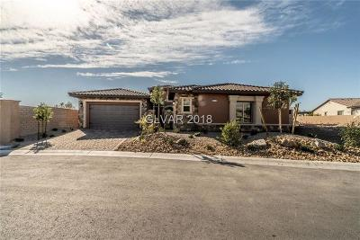 Las Vegas Single Family Home For Sale: 264 Tarragona Breeze Avenue