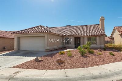 North Las Vegas Single Family Home For Sale: 1125 Turnstone Court