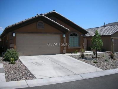 Las Vegas NV Single Family Home Under Contract - No Show: $260,000