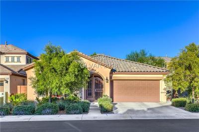 Single Family Home For Sale: 7737 Eagle Rock Peak Court