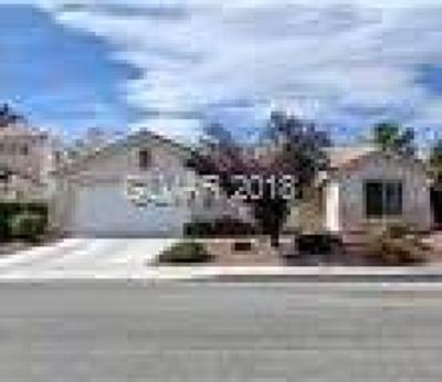 North Las Vegas Single Family Home For Sale: 6073 Shadow Oak Drive