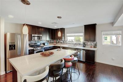 Las Vegas Single Family Home For Sale: 3823 Total Eclipse Street