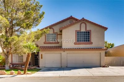 Las Vegas Single Family Home For Sale: 7818 Locke Haven Drive