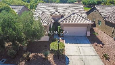 Las Vegas Single Family Home For Sale: 5939 Swan Point Place