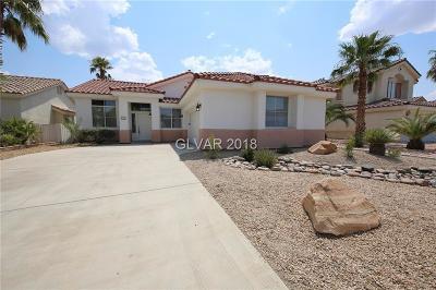 HENDERSON Single Family Home For Sale: 5 Desert Dawn Lane