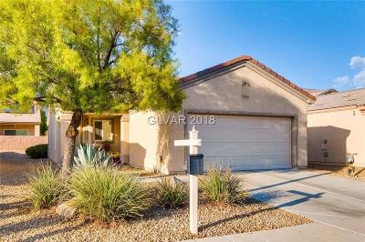 North Las Vegas Single Family Home For Sale: 3516 Kittiwake Road