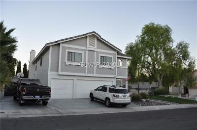 Single Family Home For Sale: 2932 Caressa Court