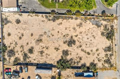 Las Vegas Residential Lots & Land For Sale: Gowan And Mustang