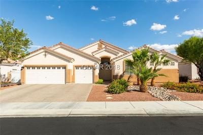 Las Vegas NV Single Family Home For Sale: $515,000